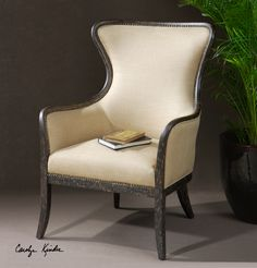 Wing back chairs in dining room great using wing back chairs in dining - Sandy Chair