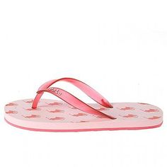 POLO ONIMA (GS) BIG KIDS 96202 Fuchsia Pink Thong Sandals Girls Youth Size 5