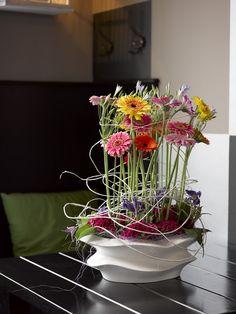Nelleke Bontje, Kleurrijk bloemstuk