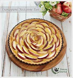 Frangipane Nectarine Tart