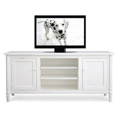 Layla Grace - Isabella Entertainment Console - $1,903 (in distressed black)