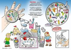 Health Activities, Educational Activities, Activities For Kids, Science And Nature, Kindergarten, Teaching, Comics, Erika, September
