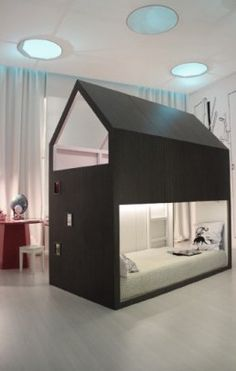 """The IKEA KURA Forest house is in the running to win the """"IKEA Hack of 2014"""". Voting is now on."""