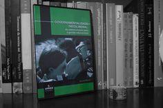 """Capa slim para CD (versão digital da Tese de Doutorado) """"Governamentalidade (Neo)Liberal: da administração para a gestão educacional"""", UFRGS, 2011."""