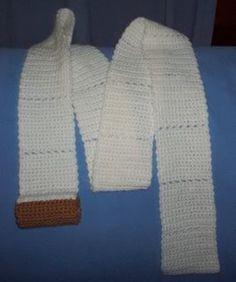 Toilet Paper Scarf crochet pattern. For Smashley!!!
