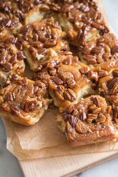 Pecan Sticky Buns Recipe