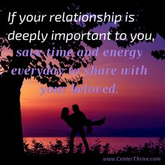How important is your #relationship? #love