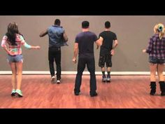 Two Step Line Dance Dance Y'all Boot Camp- Laura Bell Bundy- Two Step- Performance