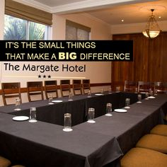 Six spacious air-conditioned fully equipped #conference #venues Contact suzette@margatehotel.co.za   (039) 312-1410