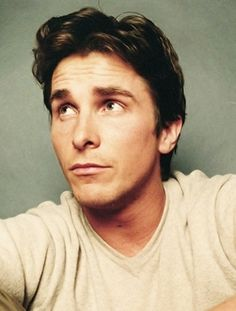 Moving on from the rugby (sigh), still lots of wonderful Welshness about - for example, Christian Bale, born in Wales.