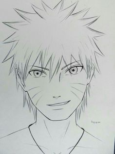 Naruto drawings sasuke naruto vs sasuke drawings - Naruto facile a dessiner ...