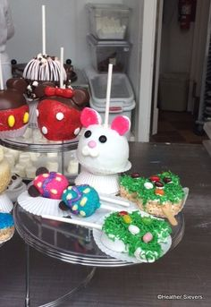 Marceline's Easter Treats in #Disneyland! #Easter