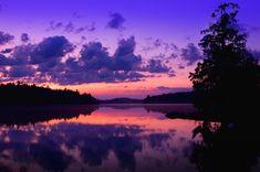 Travel, Purple, Dusk, Dawn Water, Sunset, Nature #travel, #purple, #dusk, #dawnwater, #sunset, #nature