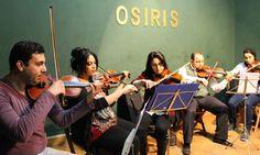 Osiris String Orchestra: A new ambitious ensemble, platform for Egypt's amateur musicians