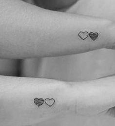 Sister tattoos for 2 design ideas 76
