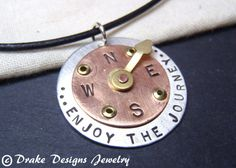 College Graduation Gift Sterling silver by drakedesignsjewelry, $59.00
