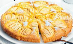 Пирог на кефире -худеющим сладкоежкам посвящается! | Самые вкусные кулинарные рецепты