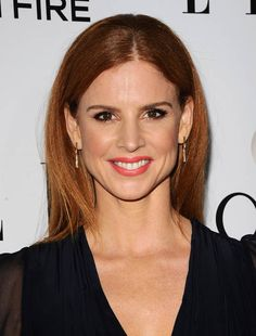 Suits' Star Sarah Rafferty Shares Her Beauty And Diet Secrets