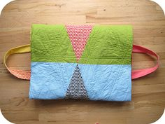 Tutorial for a picnic quilt. EEEEE!