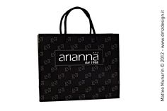 Design Shopping Bag Centro Estetico Arianna