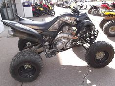 2012 YAMAHA RAPTOR 700, 5 SPEED W/REVERSE,READY TO GO #ATV #FORSALE
