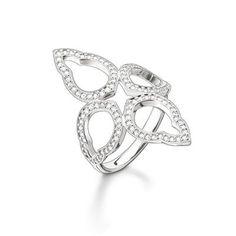 Thomas Sabo Fatima's Garden Ring