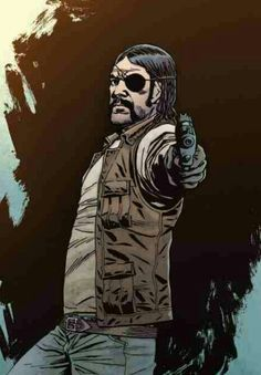 Walking Dead The Governor Special The Walking Dead, Walking Dead Comics, Walking Dead Season, Image Comics Characters, Fictional Characters, The Villain, Comic Character, Macabre, Season 3