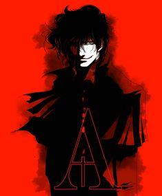 #Alucard from #Hellsing