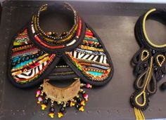 The Paris-based accessory label Toubab was hosting a pop-up store in NYC past Thursday, organized by Anna Toure PR. As I am an admirer of their statement pieces, I had to check it out in person. The handcrafted necklaces were impressive and we touched and tried on lots of different pieces. The prices were quite... [ Read more ]