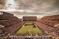 Texas A&M home of Johnny Football