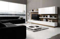 Composición modular de salón