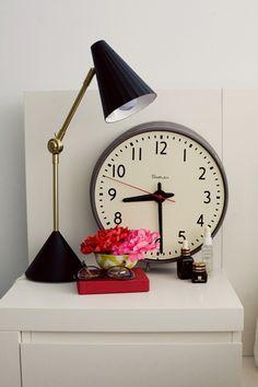oversized alarm clock