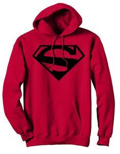 Superman University Of Metropolis DC Comics Licensed Adult Pullover Hoodie