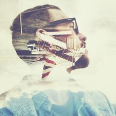 35 Incredible Examples of Double Exposure Photography