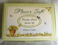 Craft a Card with Flower Soft