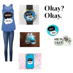 """OKAY? Okay"" by regina-aguero on Polyvore #watch #watches #fashion"