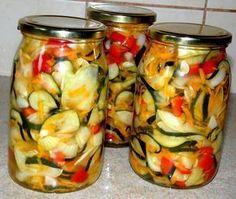A Food, Food And Drink, Meals In A Jar, Polish Recipes, Kimchi, Chutney, Pickles, Salad Recipes, Cucumber
