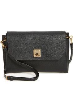 MCM 'Milla' Leather Crossbody Bag. #mcm #bags #shoulder bags #leather #crossbody #