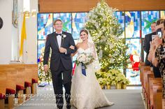 A beautiful time to say I Do! photo by: Palm Beach Photography, Inc.