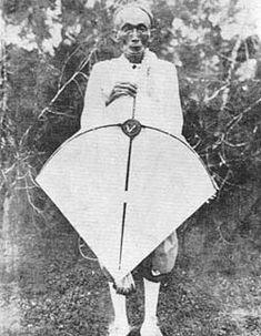 Thai Pakpao kite