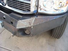 Dodge winch bumper - OFN Forums