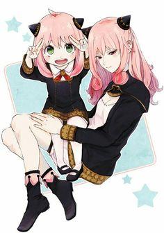 Anime Couples Manga, Manga Anime, Anime Art, Cute Anime Character, Character Art, Anime Family, Bleach Manga, Cute Family, Manhwa Manga