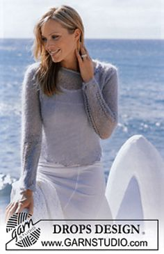 Ravelry: 81-4 a Pullover pattern by DROPS design