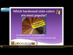 When it comes to hardwood flooring, light and dark stain colors are in - both extremes. Hardwood flooring stain color trends in Westchester County NY