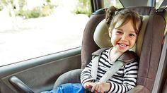 EX-FORMEL-1-FAHRER GIBT TIPPS IN BILD So sitzen Ihre Kinder im Auto sicher