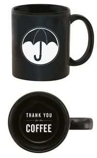 Umbrella Academy Mug $12.99