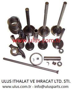 Exhaust valve, 3046 Caterpillar engine spare parts Isuzu Motors, Mitsubishi Motors, Nissan, Cummins Motor, Marathon Motors, Cat Engines, Caterpillar Engines, Engine Pistons, Commercial Vehicle