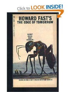 The Edge of Tomorrow: Amazon.co.uk: Howard Fast: Books