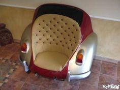 vw bug sofa
