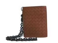 BOTTEGA VENETA Bifold Wallet Intrecciato Brown (BF074182). Authenticity guaranteed, free shipping worldwide & 14 days return policy. Shop more #preloved brand items at #eLADY: http://global.elady.com